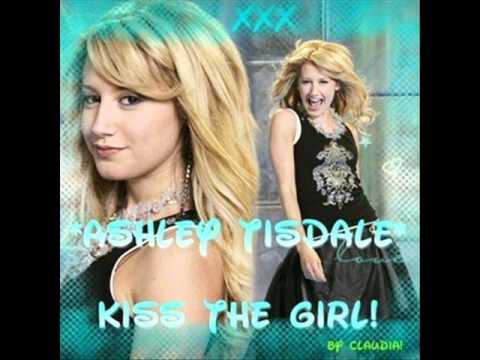 Ashley Tisdale - Kiss The Girl - x