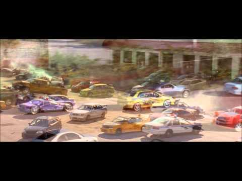 David Arnold ft.Pitbull- Break Out/Scramble & Bluff (2 Fast 2 Furious OST)
