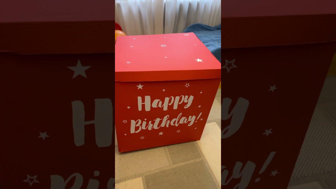 Мой День Рождения и сюрпризы :)  что подарить ребенку