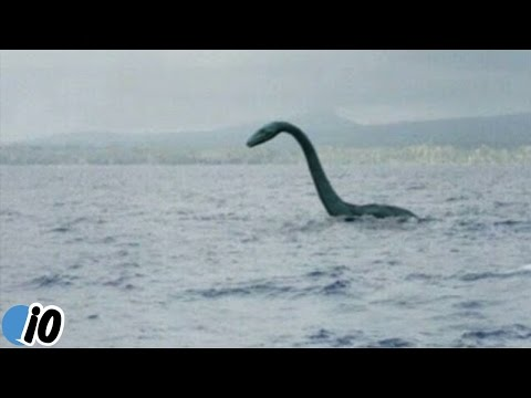 Loch Ness Monster Found At The Bottom Of Lake