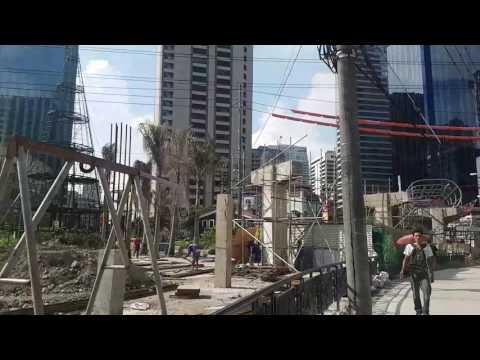Ortigas Walkways Project - Construction Update