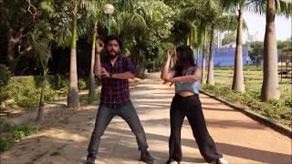 Akh Lad Jaave | Dance Cover | Choreography | Badshah | Warina Hussain | Loveyatri