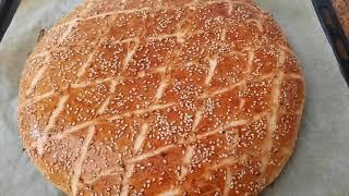 Pan casero en 10 minutos + Pinchos de cordero