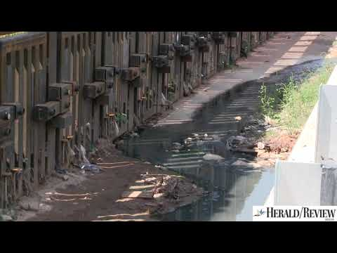 Stinky situation raw sewage from mexico flows into ari for Raw sewage under house