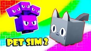 THIS IS *NEW* PETS IN PET SIMULATOR 2 | Roblox!!
