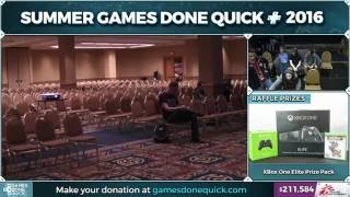 Jet Set Radio by Maxylobes in 41:09 - SGDQ 2016 - Part 48