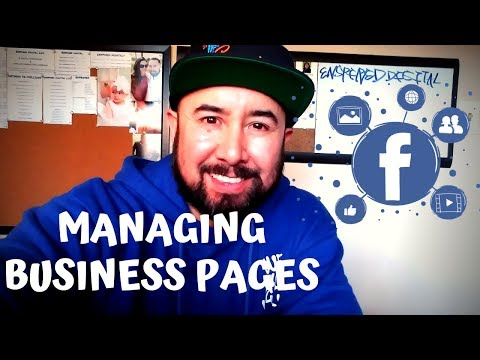 HOW I MANAGE FACEBOOK BUSINESS PAGES FOR CLIENTS