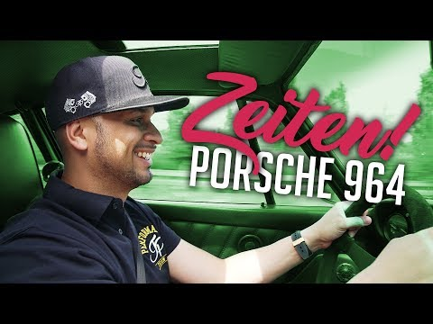 Thumbnail: JP Performance - Porsche 964 | Zeiten messen!