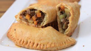 Nigerian Meat Pie Recipe  How to Make Nigerian Meat Pie