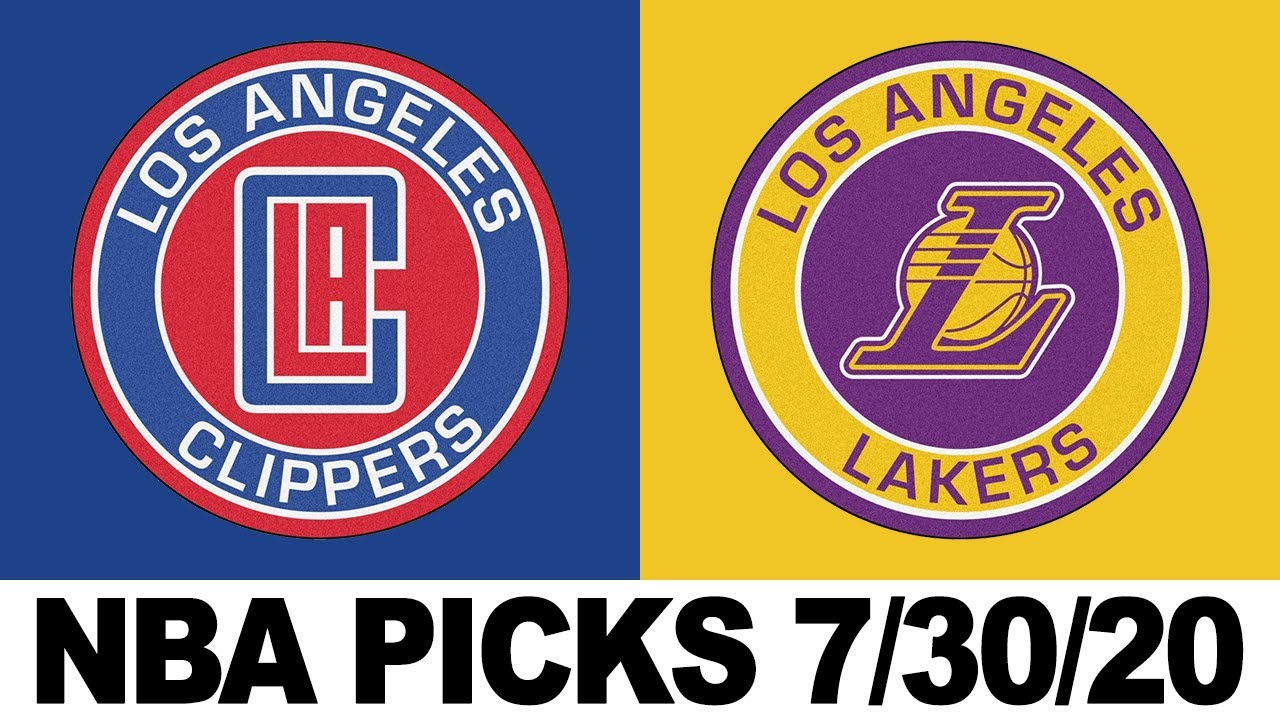 Clippers vs. Lakers odds, line, spread: 2020 NBA picks, July 30 ...