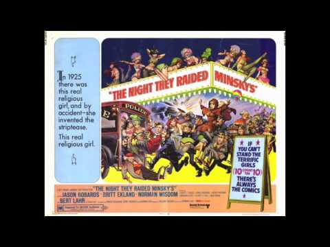 The Night They Raided Minsky's - Take 10 Terrific Girls (Vocal by Dexter Maitland)