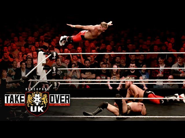 NXT UK TakeOver: Blackpool Results: Winners, Grades