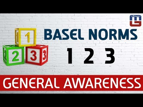 Basel Norms 1 2 3 | General Awareness | All Competitive Exams