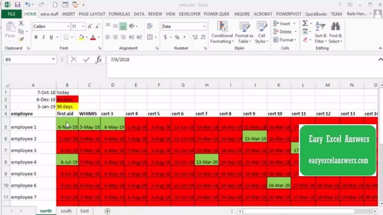 Copy conditional formatting from one sheet to another in Excel