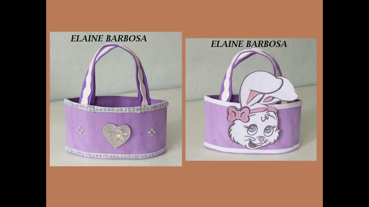 IDEIAS com GARRAFA PET E EVA para PÁSCOA,plastic bottle craft,ideias fáceis,lindas@artesanato????
