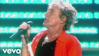 Watch Rod Stewart Handbags  Gladrags video