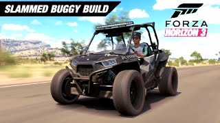 SLAMMED Polaris RZR Build - Forza Horizon 3
