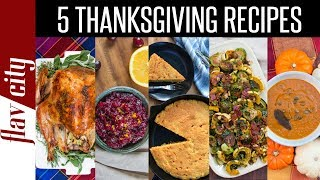 5 Thanksgiving Recipes You Need On Your Holiday Table