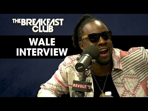 Wale The Breakfast Club Interview
