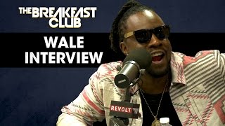 Wale Speaks On Relationship With Meek Mill, J. Cole, Talks Fatherhood & More