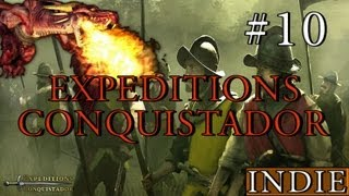 Expeditions Conquistador - Indie Spotlight - Part 10 - The Mad Shaman