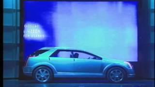 General Motors Concept Cars 2001 I