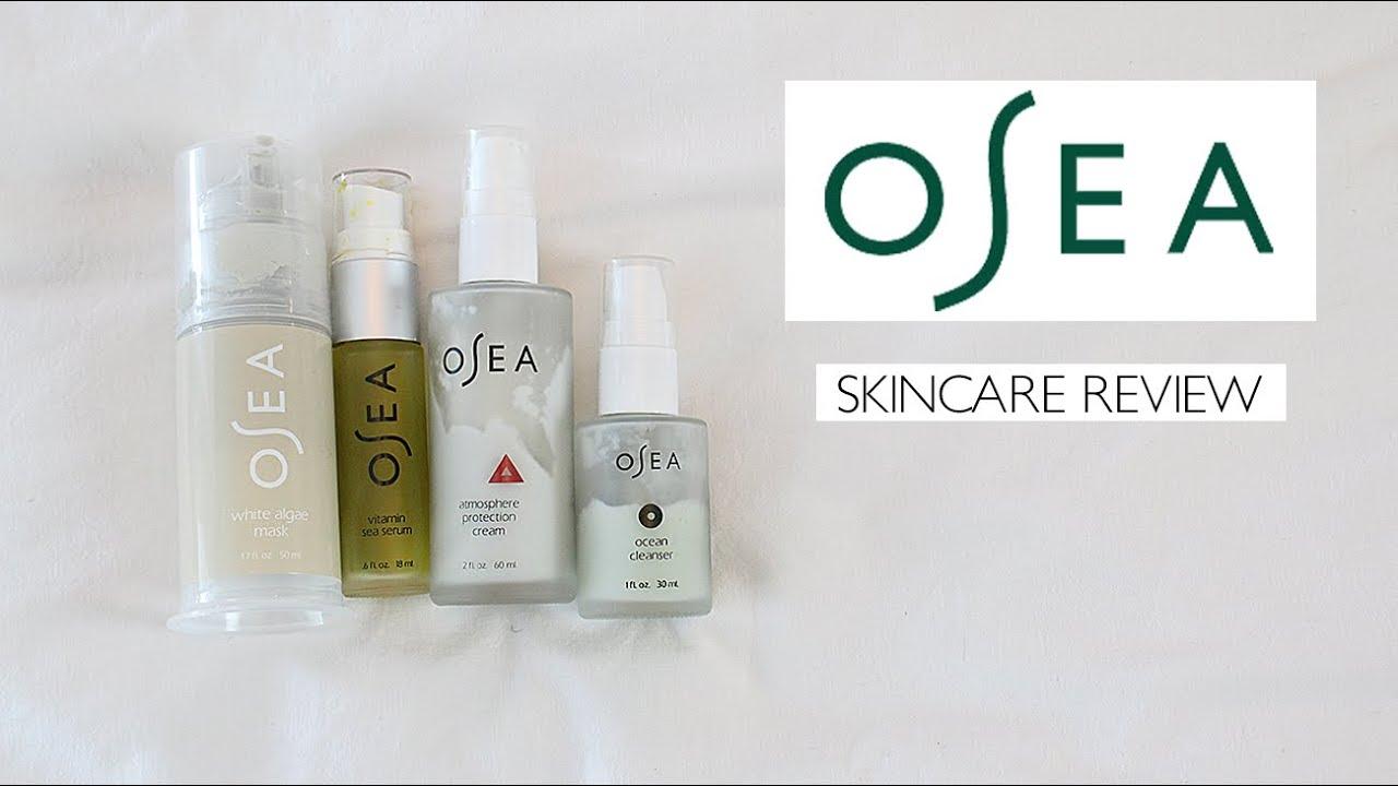 Osea skincare review