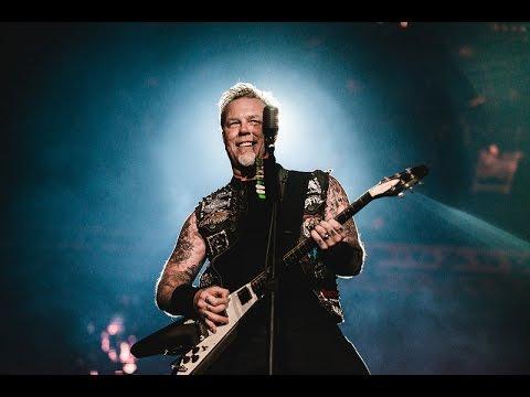 Metallica, no Rock in Rio e de cima do palco