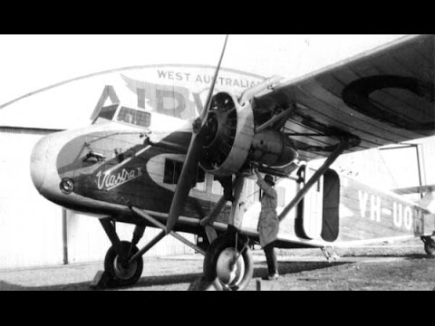 "Harry ""Cannonball"" Baker, Australian pioneer aviator, 1904-1986"