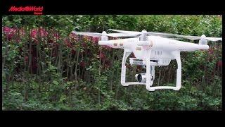 Drone DJI Phantom 3 - Recensione - ITA -