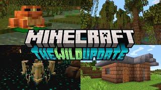 Minecraft 1.19 : Tнe Wild Update