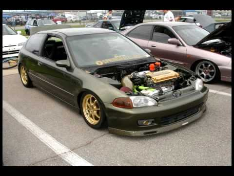 jdm civic egs part ii youtube