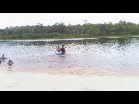 Splashmins. Guyana . Fun at Splashmin Resort
