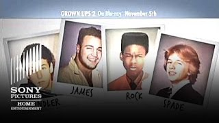 Grown Ups 2 TV Spot #1(Release Date: 12 July 2013 (United States) Buy Now! http://amzn.to/16gtjiC The all-star comedy cast from