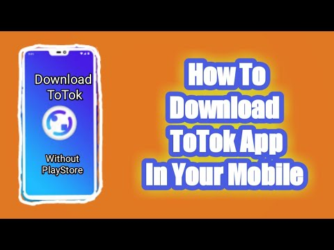 totok app | how to download in chrome | totok video calling app |  download totok without PlayStore