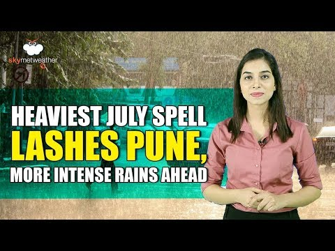heaviest-july-spell-lashes-pune,-more-intense-rains-ahead-|-skymet-weather