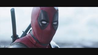 Autópálya jelenet - Deadpool