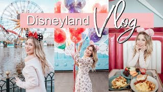 Disneyland VLOG | Disney While Pregnant