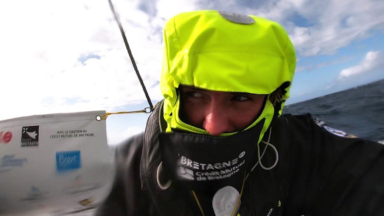 Nav à fond sur Performance - tour de bretagne à la voile