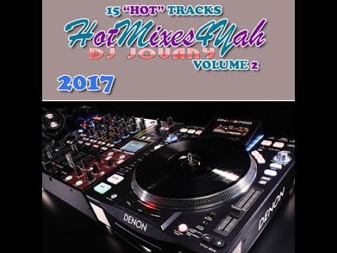 HOT MIXES 4 YAH! #02 [2017]
