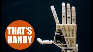 Scientists create robotic arm which translates words into sing language