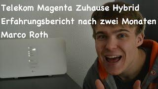Telekom Magenta Zuhause Hybrid (50mbit) | Erfahrungsbericht nach zwei Monaten | Marco Roth