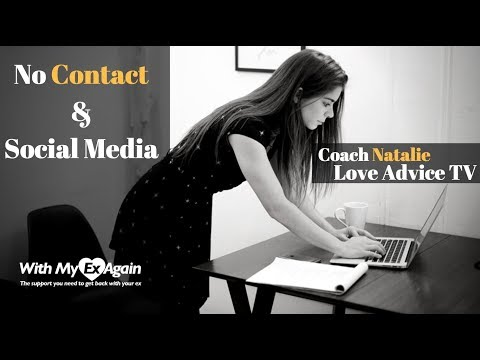 No Contact And Social Media: 3 Tips To Help You Figure It Out!