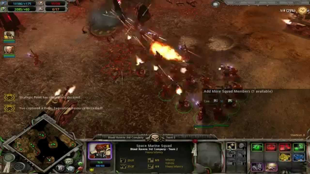 Warhammer 40k dawn of war soulstorm tyranid mod