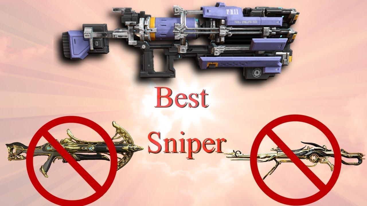 warframe  the plasmor sniper