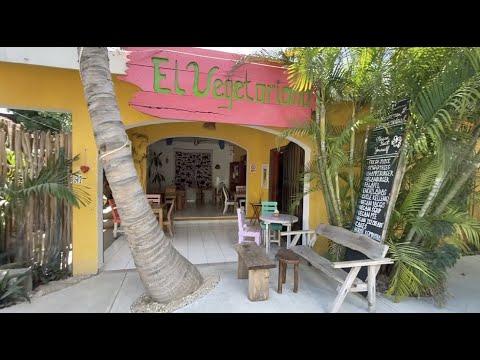 El Vegetariano Vegan and Vegetarian Restaurant in Tulum, Mexico – SantoriniDave.com