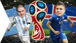 ARGENTÍNA - IZLAND | Világbajnokság 2018