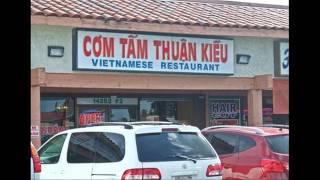 Gọi chọc cơm tấm Thuận Kiều