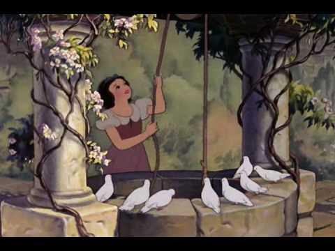 Snow White - I'm Wishing/One Song - (Latin Spanish 2001)