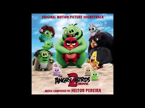 The Angry Birds Movie 2 Sountrack 12. Axel F - Harold Faltermeyer